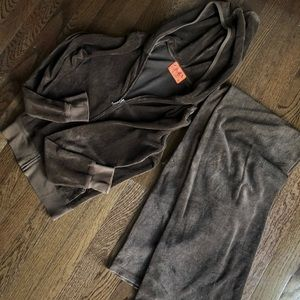 Juicy Couture Terry Cloth Track Suit